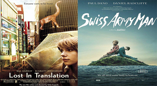 P - Lost in Translation y Swiss Army